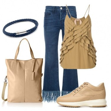 Outfit Giovane e trendy
