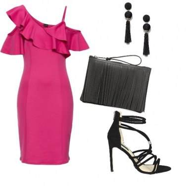 Outfit A cena fuori low cost