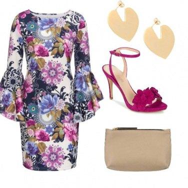 Outfit Matrimonio in.fiore