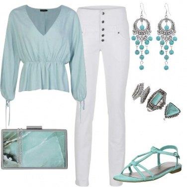 Outfit Casual con eleganza
