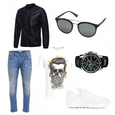 Outfit Casual #1624