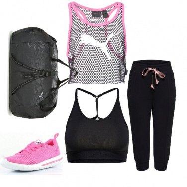 Outfit Mi piace se ti muovi....