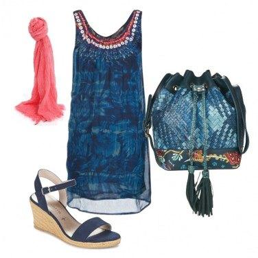 Outfit La borsa TOP