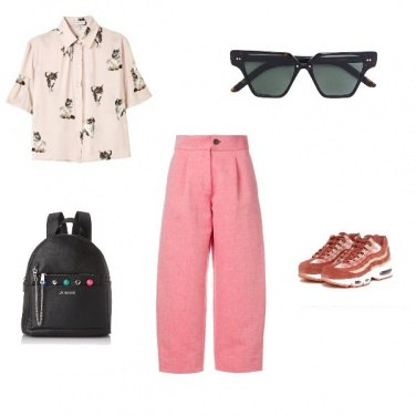 Outfit Pinkcity