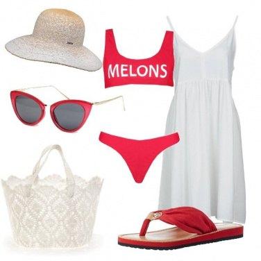 Outfit Voglia di spiagge