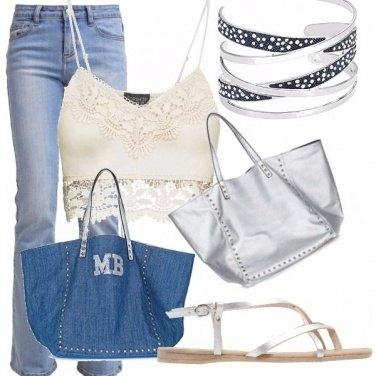 Outfit La borsa reversibile...scegli tu!