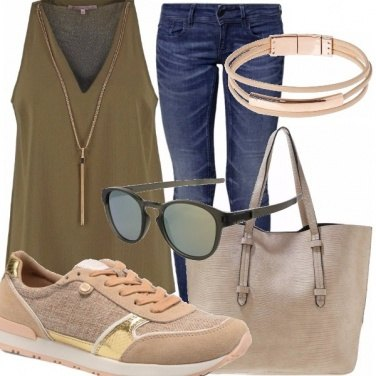Outfit Casual stiloso