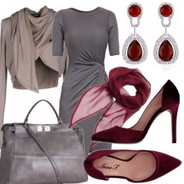 Outfit In volo verso londra