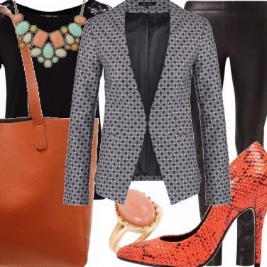 Outfit Fantastic Blazer