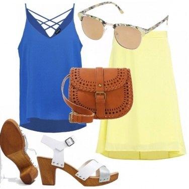 Outfit Fresca nelle giornate calde