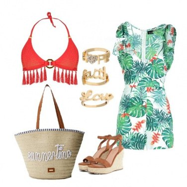 Outfit Ultima spiaggia