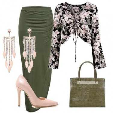 Outfit Verde differente