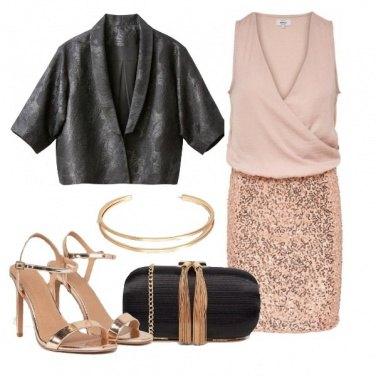 Outfit Il coprispalla kimono
