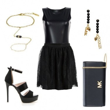 Outfit Rock #992