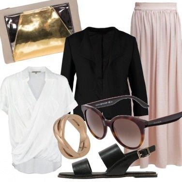 Outfit Sofisticata semplicità