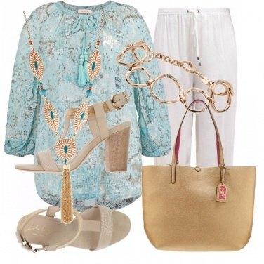 Outfit Passeggiata curvy