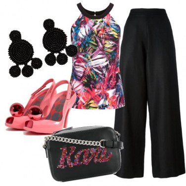 Outfit Karl night