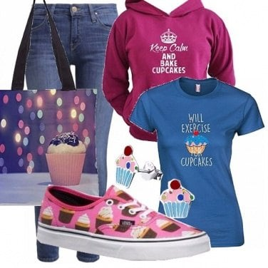 Outfit Cupcake mania