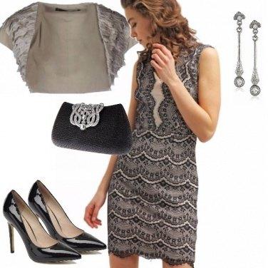 Outfit Look da sera chic