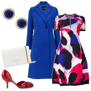 Outfit Cerimonia stile Kate Middleton