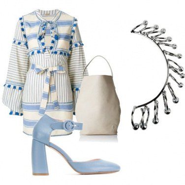 Outfit Etnico #778
