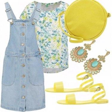 Outfit Gita al lago