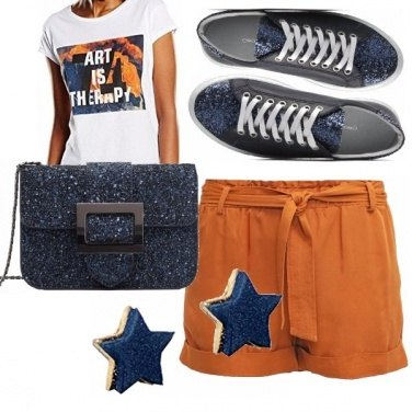 Outfit Notte di shopping