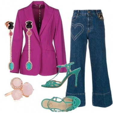 Outfit Chic #4083