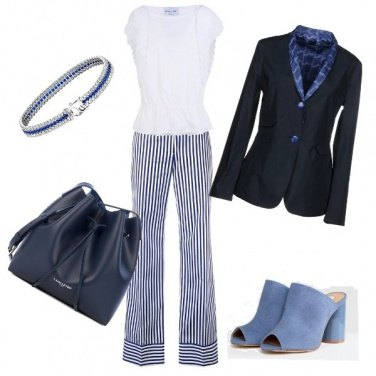 Outfit Giacca double face