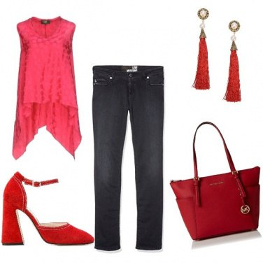 Outfit Look vivace
