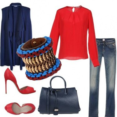 Outfit Trendy #6632