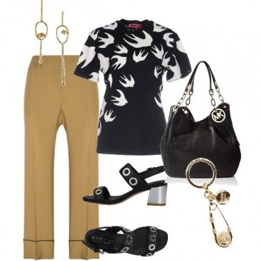 Outfit In carriera