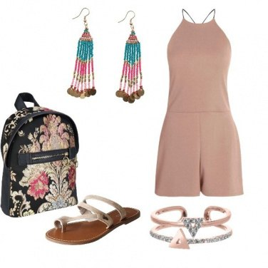 Outfit Etnico #784