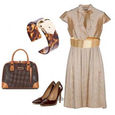 Outfit La cintura Gold