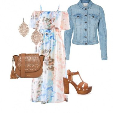 Outfit Etnico #790