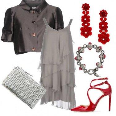 Outfit La sorella della sposa