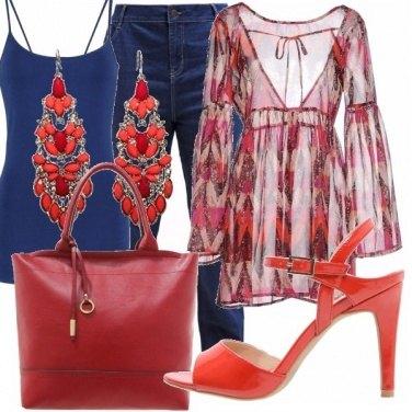 Outfit Bella e glam con capi a meno di 20 Euro
