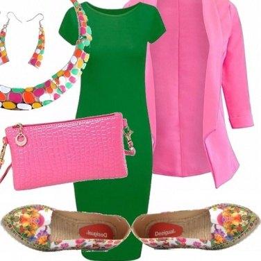 Outfit Saldi supercolorati