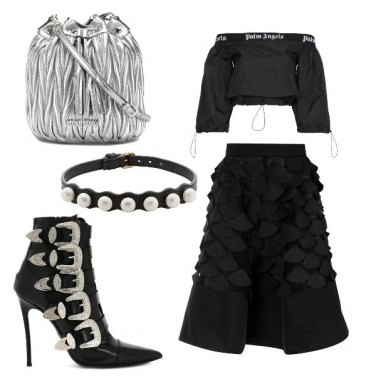 Outfit Rock #1025
