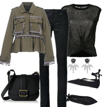 Outfit Etnic rock