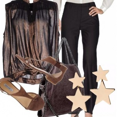 Outfit Browns