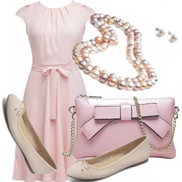 Outfit Rose pour toujours