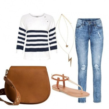 Outfit Classic comfort #02