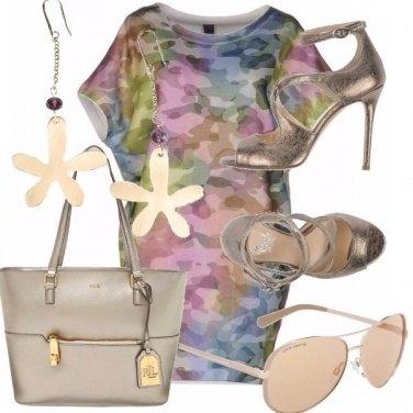 Outfit Mimetiche colorate