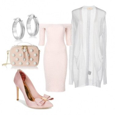 Outfit Pink cloud