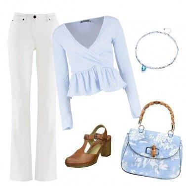 Outfit Perfetta con semplicità