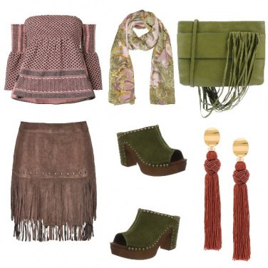 Outfit Etnico #803
