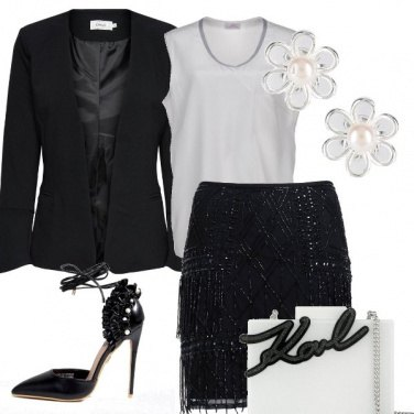 Outfit Sexy #834