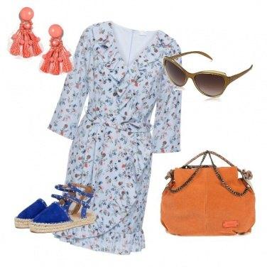 Outfit La borsa porta tutto
