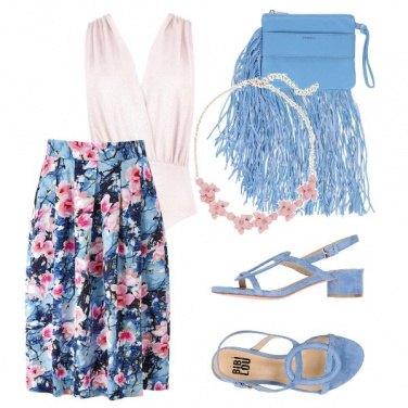 Outfit Estate e fiori